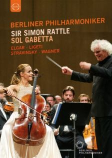 2059968. Sir Simon Rattle & Sol Gabetta, Live