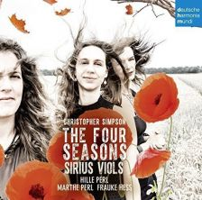 88875 190982. SIMPSON The Four Seasons