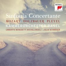 88985 411782. Sinfonia Concertante