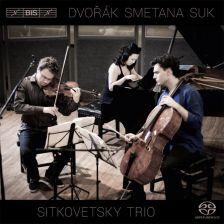 BIS2059. DVOŘÁK Piano Trio No 3 SMETANA Piano Trio Op 15 SUK Elegy