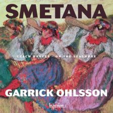 CDA68062. SMETANA Czech Dances