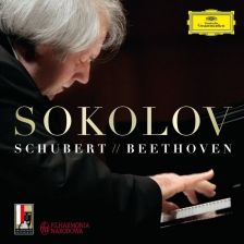 479 5426. Grigory Sokolov plays Schubert & Beethoven