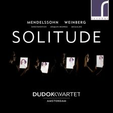 RES10215. Solitude (Dudok Quartet)