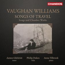 CHAN10969. VAUGHAN WILLIAMS Songs of Travel