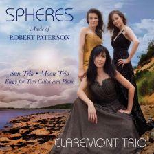AMR1046. R PATERSON Moon Trio. Sun Trio. Elegy