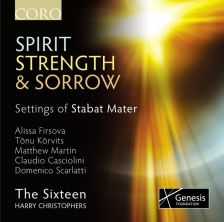 COR16127. Spirit, Strength & Sorrow: Settings of Stabat Mater