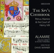 CCLCD 712. The Spy's Choirbook