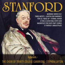CDA68174. STANFORD Choral Music