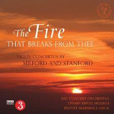 EMRCD023. STANFORD; MILFORD Violin Concertos