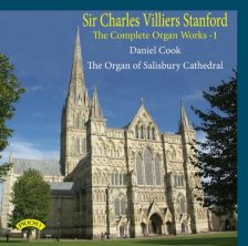 PRCD1095. STANFOD Complete Organ Works Vol 1. Daniel Cook