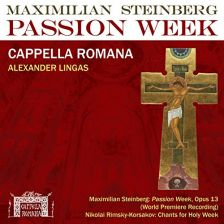 CR414CD. STEINBERG Passion Week RIMSKY-KORSAKOV Chants