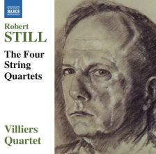 8 571353. STILL String Quartets Nos 1 - 4