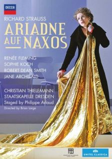 074 3809DH. STRAUSS Ariadne auf Naxos. Thielemann