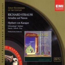 STRAUSS Ariadne auf Naxos – Karajan