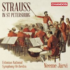 CHAN10937. Strauss in St Petersburg