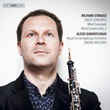 BIS2163. STRAUSS Oboe Concerto. Sonatina No 2