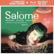483 1498DH03. STRAUSS Salome (Solti)