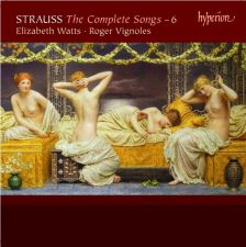 Strauss Complete Songs Vol. 6 – Elizabeth Watts