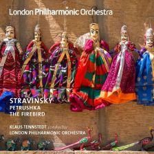 LPO0105. STRAVINSKY Petrushka. The Firebrd Suite (Tennstedt)