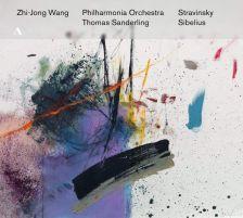 ACC30430. SIBELIUS; STRAVINSKY Violin Concertos (Zhi-Jong Wang)