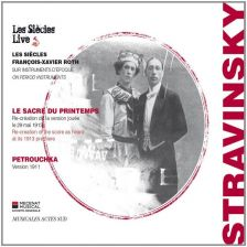ASM15. STRAVINSKY The Rite of Spring. Petrushka