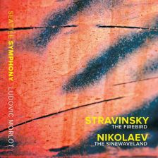 SSM1014. STRAVINSKY The Firebird NIKOLAEV The Sinewaveland