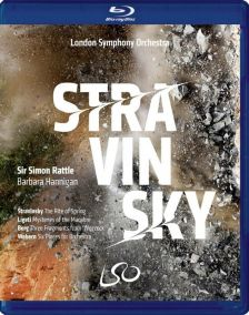 LSO3028. STRAVINSKY The Rite of Spring (Rattle)