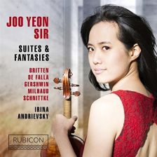 RCD1003. Joo Yeon Sir: Suites and Fantasies