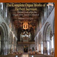 PRCD1093. SUMSION Complete Organ Works Vol 2