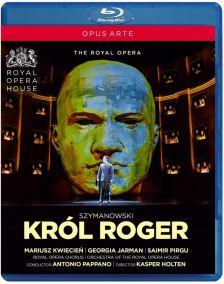 OABD7162. SZYMANOWSKI King Roger