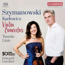 CHSA5185. SZYMANOWSKI; KARŁOWICZ Violin Concertos
