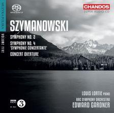 Szymanowski Symphonies Nos. 2 & 4; Concert Overture
