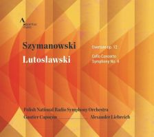 ACC30388. LUTOSŁAWSKI Cello Concerto. Symphony No 4