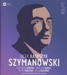 01902 958645 07. SZYMANOWSKI Stabat Mater. Symphony No 3