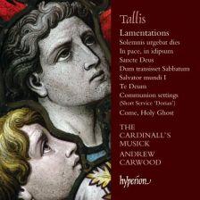 CDA68121. TALLIS Lamentations