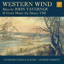 AV2352. TAVERNER Western Wind