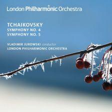 LPO0064 TCHAIKOVSKY Symphonies Nos 4 & 5. Jurowski