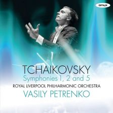 ONYX4150. TCHAIKOVSKY Symphonies Nos 1,2 & 5