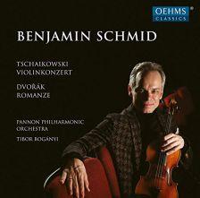 OC467. TCHAIKOVSKY Violin Concerto DVOŘÁK Romance