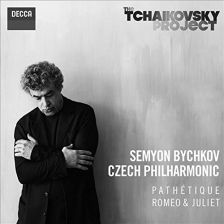 483 0656. TCHAIKOVSKY Symphony No 6. Romeo and Juliet