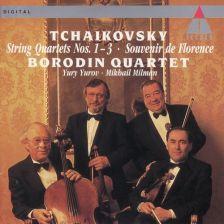 TCHAIKOVSKY Chamber Works – Borodin Quartet
