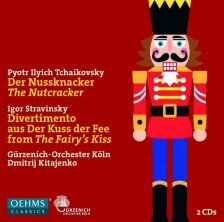OC448. TCHAIKOVSKY The Nutcracker