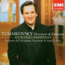 Tchaikovsky Overtures and Fantasias