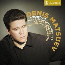 MAR0548. TCHAIKOVSKY Piano Concertos Nos 1 & 2. Denis Matsuev