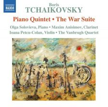 8 573207. TCHAIKOVSKY War Suite