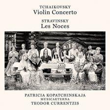 88875165122. TCHAIKOVSKY Violin Concerto STRAVINSKY Les Noces