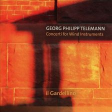 KTC4004. TELEMANN Concerti for Wind Instruments