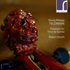 RES10195. TELEMANN Fantasias for Viola da Gamba
