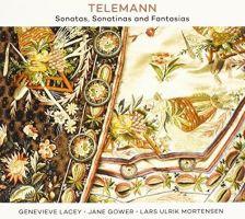 481 4568. TELEMANN Sonatas, Sonatinas and Fantasias