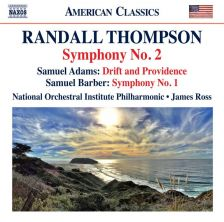 8 559822. R Thompson Symphony No 2